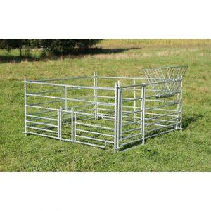Panels Behandlungsanlagen für Schafe